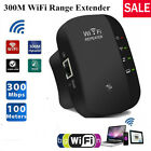1/2/3x Wireless Wifi Repeater AP Router Extender Signal Range Booster Amplifier