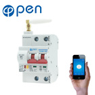Wifi Remote Control MCB Smart circuit breaker. 2P with antenna signal 110V