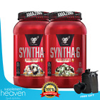 BSN Syntha-6 Cold Stone 25 Serves Buy 1 Get 1 Free WPI WPC Whey Protein Isolate