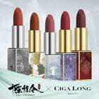 The Untamed      x CIGA LONG Beauty Matte Lipstick 3.5g      Limited Release