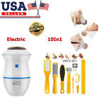 Electric Vacuum Foot File - Adsorption Grinder USB Electronic Callus remover USA photo