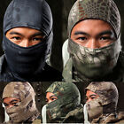 Unisex Camo Helmet Balaclava Full Face Cover Cap Mask Motorcycle Fleece Hats