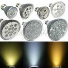 E27 9/10/14/18/24/30/36 PAR20 PAR30 PAR38 LED Spotlight Bulb Flood Lamp     H