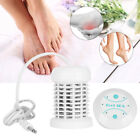 Personal Foot Ionic Detox Bath Machine Spa Basin Tub Health Care Cleanse-Array