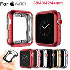 iWatch Case for Apple Watch Series 5 4 3 2 1 TPU protector Cover 38 42 40 44mm