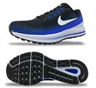 Nike Air Zoom Vomero 13 Mens Running Shoes Black/Blue Tint 922908 002 (NEW)