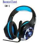 Beexcellent GM-1 Pro Gaming Headphone+Mic LED Headset 3.5MM