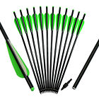 Crossbow Bolts Aluminum Arrows 2219# Archery Hunting Outdoor Practice 16-22 inch