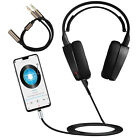 Wire Gaming Headphone Cable Audio Aux For Sai SteelSeries Arctis 3 5 7 Adapters