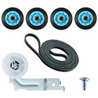 Dryer Roller pulley Repair Kit DC97-16782A DC93-00634A 6602-001655 for Samsung photo