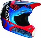 Fox Racing Youth Divizion Red Helmet
