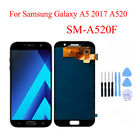 A  For Samsung Galaxy A5 2017 SM-A520 Full OLED LCD Display Touch Screen