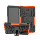 For Samsung GALAXY Tab 3 4 E Lite 7.0 Heavy Duty Case Armor Hybrid Cover Stand