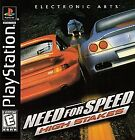 Need for Speed: High Stakes (Sony PlayStation 1, Black Label) CIB PS1