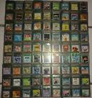 Game Boy Color Games - Tested and working
