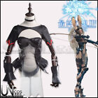 Final Fantasy XIV FF14 Fran Cosplay Costume Final Fantasy XII FF12 Customized