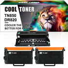 TN850 Toner Cartridge DR-820 Drum For Brother MFC-L5800DW MFC-L5850DW HL-L6200DW