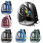 Pet Bird Travel Carrier Transport Cage Breathable Parrot Go Out Backpack Bag
