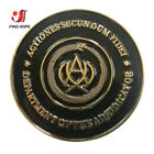 John Wick Continental Hotel Adjudicator Coin Cosplay Metal Coins Fan Collection