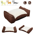 L/XL Orthopedic Memory Foam Dog Bed Dog Sofa with Removable Washable Cover
