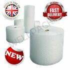 UK STOCK BUBBLE SMALL LARGE CLEAR WHITE TO WRAP CHEAPEST REMOVAL PACKAGING ROLLS