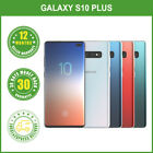 "New Factory Unlocked 6.4"" Samsung Galaxy S10+ Plus G975f Octa-core 128gb"