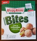 Pick 1 New Krispy Kreme Doughnut Bites Box 5 Pouches 20 Holes Per Box