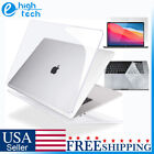 """For Macbook Air Pro Retina 13"""" 16"""" Clear Hard Shell Case +Keyboard +Screen Cover"""