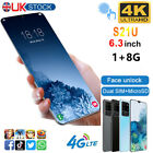 "6.3"" Large Screen Smartphone Android 6.0 Quad Core 2sim Unlocked Mobile Phone.`"