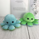 Reversible Flip Octopus Plush Stuffed Toy Soft Animal Home Accessories Baby Gift For Sale
