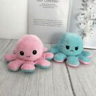 Reversible Flip Octopus Plush Stuffed Toy Soft Animal Home Accessories Baby Gift <br/> Family Small Business in TN !!!