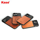 Kase Mobile Phone Wooden Case For IPhone  Supporting 17mm Threaded Lenses