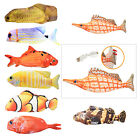 Electric USB Floppy Moving Fish Cat Toy Electric Wagging Fish Toy Gifts