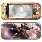 Nintendo Switch Lite Console Skin Decal Stickers The Mandalorian Mando Star Wars