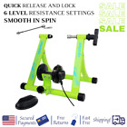 Indoor Bike Trainer Stand Exercise Stationary Magnetic Cycling Resistance