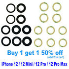 Iphone 12 / Pro / Pro Max Rear Back Camera Lens Replacement + Glue