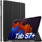 """Cover For Samsung Galaxy Tab S7 Plus 12.4 """" Case Smart Case Slim Mount"""