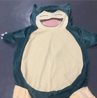 30cm-200cm open mouth Snorlax Plush Kabigon Doll Bed Zip Cover Case Kid's Gift