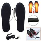 Rechargeable Heated Shoes Insoles Socks Warmer Woman Heating Keep Man Unisex