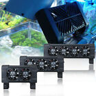 New Fish Tank Aquarium Cooling Cold Wind Chiller Water Cool Fans 234 Heads