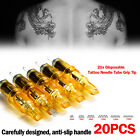 20pcs Disposable Tattoo Needle and Tube with 3/4 Grip and Tip Taper RM B5