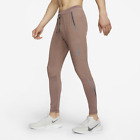 BV4809-298  New With Tag Nike Men's Swift Running Pant Smokey Mauve/Desert Dust
