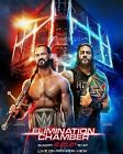 WWE Wrestlemania 37 Match Card poster Home Decor Poster, Poster For Gift
