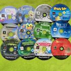 PS2 - Various Games (Only CD) u. A. Spyro, Gta, Need for Speed Etc. VA