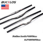 BUCKLOS 25.4/31.8mm Handlebar Mountain/Road Bike Flat/Riser Bar Aluminum Alloy