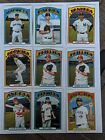 2021 Topps Heritage High Number Short Print SP YOU PICK