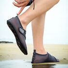 Net Shoes Stylish Sweat-wicking  Solid Color Light for Swimming