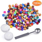 Colorful Envelope Decor Sealing Stamp Letter Sealing Hot Waxs Seal Wax Bead
