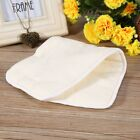 4Layers Bamboo Fiber 1Pcs Adult Incontinence Cloth Nappy Liner Diaper Insert Pad