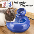 Pet Dog Cat Automatic Water Dispenser Fountain Feeder Bowl Drinking Bottle  *n
